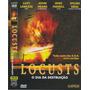 Dvd, Locusts O Dia Da Destruição( Raro) - Mike Farrell Letal