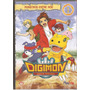 Dvd Digimon Data Squad Vol 1 - Monstros Entre Nos - Original