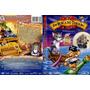 Dvd Tom E Jerry - Em Busca Do Tesouro - O Filme