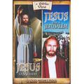 A Bíblia Viva - Jesus Vai A Jerusalém - Dvd - Mary Dew