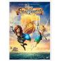 Tinker Bell - Fadas E Piratas Dvd Desenho Infantil Disney