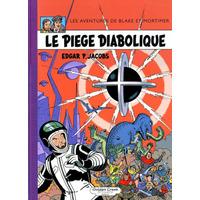 Dvd As Aventuras De Blake E Mortimer - A Armadilha Diabólica