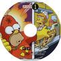 Dvd Os Simpsons 12ª Temporada Completa - 4 Dvds