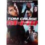 Dvd - Missão Impossivel 3 - Tom Cruise - Simples - Usado