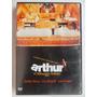 Dvd - Arhtur O Milionário Sedutor