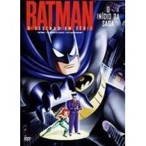 Batman - O Inicio Da Saga