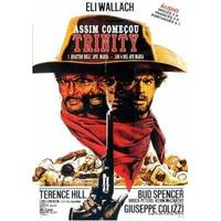 Assim Começou Trinity (1969) Terence Hill , Bud Spencer