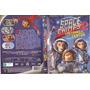 Lote Dvds - Coleção - Space Chimps - Micos No Espaçao 1,2