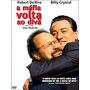 Dvd A Máfia Volta Ao Divã (2002) - Novo Lacrado Original