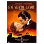 Dvd E O Vento Levou Duplo Dublado Original Lacrado