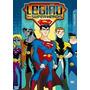Dvd Legiao Dos Super Herois - Volume 1