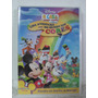 Dvd A Casa Do Mickey Mouse - Uma Aventura No Mundo Das Cores
