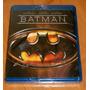 Kit Blu-ray Batman E Batman O Retorno - Tim Burton Original