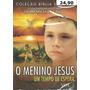 Dvd Filme - O Menino Jesus: Um Tempo De Espera (lacrado)