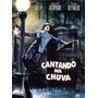 Dvd + Livro Cantando Na Chuva - Clássicos Do Cinema Folha