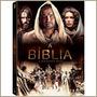 Box Dvd A Bíblia A Minissérie Épica 4 Dvds Original Lacrado