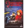 Vhs Chapeuzinho Vermelho, Filme De 1997, Aventura, Dublado