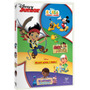 Disney Junior - Box Com 4 Dvds - Lacrado - Casa Do Mickey