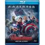 Os Vingadores - Era De Ultron - Blu-ray - Lacrado - Novo!