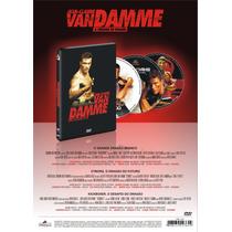 Jean-claude Van Damme - Trilogia Do Dragão