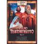 A Bíblia Viva - O Velho Testamento Vol.3 - Dvd - Mary Dew