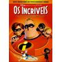Os Incriveis - Walt Disney - Dvd Duplo Original Novo Lacrado