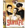 Dvd, Santa Fé ( Raro) - Errol Flynn, Ronald Reagan, O Oeste