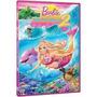 Barbie Em Vida De Sereia 2 - Dvd - Kelly Sheridan