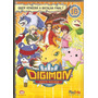 Dvd Digimon Data Squad -quem Vencera Batalha Final -original