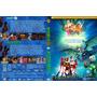 Coleção Filmes Scooby-doo 1 E 2 Com 2 Dvds Dublados