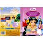 Dvd Lacrado Disney Historias Encantadas De Jasmine