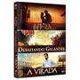 Dvd A Prova De Fogo+desafiando Gigantes+a Virada - 3 Dvds