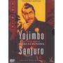 Dvd Yojimbo + Sanjuro - Akira Kurosawa - Ed. Nacional Orig.
