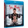 Blu-ray 3d João E Maria:caçadores De Bruxas Dublado Original