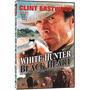 Dvd Coração De Caçador Novo Original Clint Eastwood Dublado