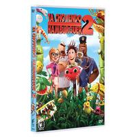 Dvd - Tá Chovendo Hambúrguer 2 - Original Novo!! Sem Lacre!!