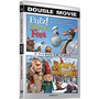 Dvd Double Movie - Putz! A Coisa Tá Feia + Gnomos E Gigantes