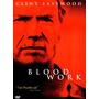 Dvd Lacrado Importado Blood Work Com Clint Eastwood