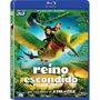 Blu-ray 3d + Bluray: Reino Escondido - Novo E Original