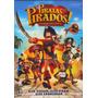 Dvd Piratas Pirados! Área 4 Original C/ Dublagem Sony