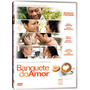 Dvd Banquete Do Amor - Morgan Freeman - Original,lacrado