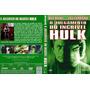 O Julgamento Do Incrível Hulk Dvd Original