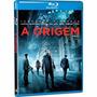 Blu-ray Original Do Filme A Origem (leonardo Dicaprio)
