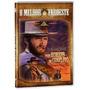 Dvd Três Homens Em Conflito Clint Eastwood Original Lacrado