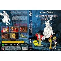 Dvd Fantasminha Legal - Desenho Animado ( 4 Dvds )