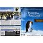 Dvd Lacrado A Marcha Dos Pinguins Filme De Luc Jacquet