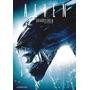 Quadrilogia Alien Dvd 8 Passageiro Resgate Tenente Ripley