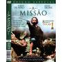 Dvd, A Missão( Raro) - Robert De Niro, Jeremy Irons, 8 Oscar