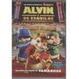 Dvd Alvin E Os Esquilos ( Usado) - Original