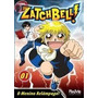 Dvds Originais Zatchbel Volumes 1 Ao 6 (6 Dvds)